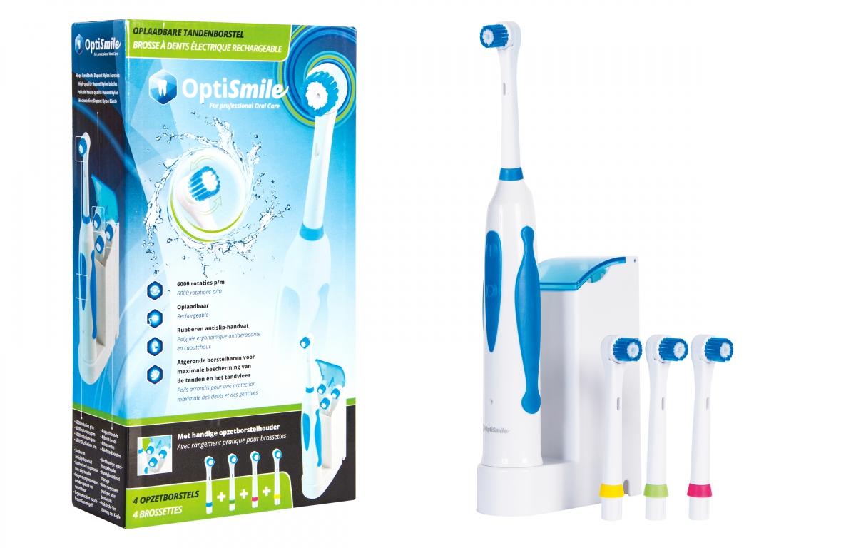 Optismile tandenborstel