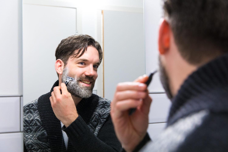Moneyshaver scheerspullen