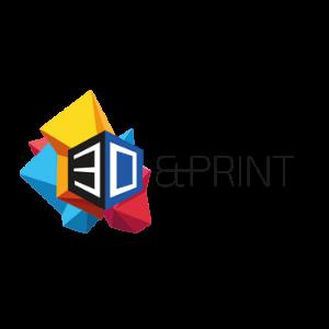 3Dandprint logo