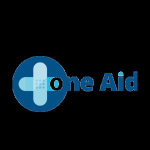 One aid logo