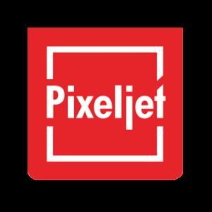 Pixeljet logo