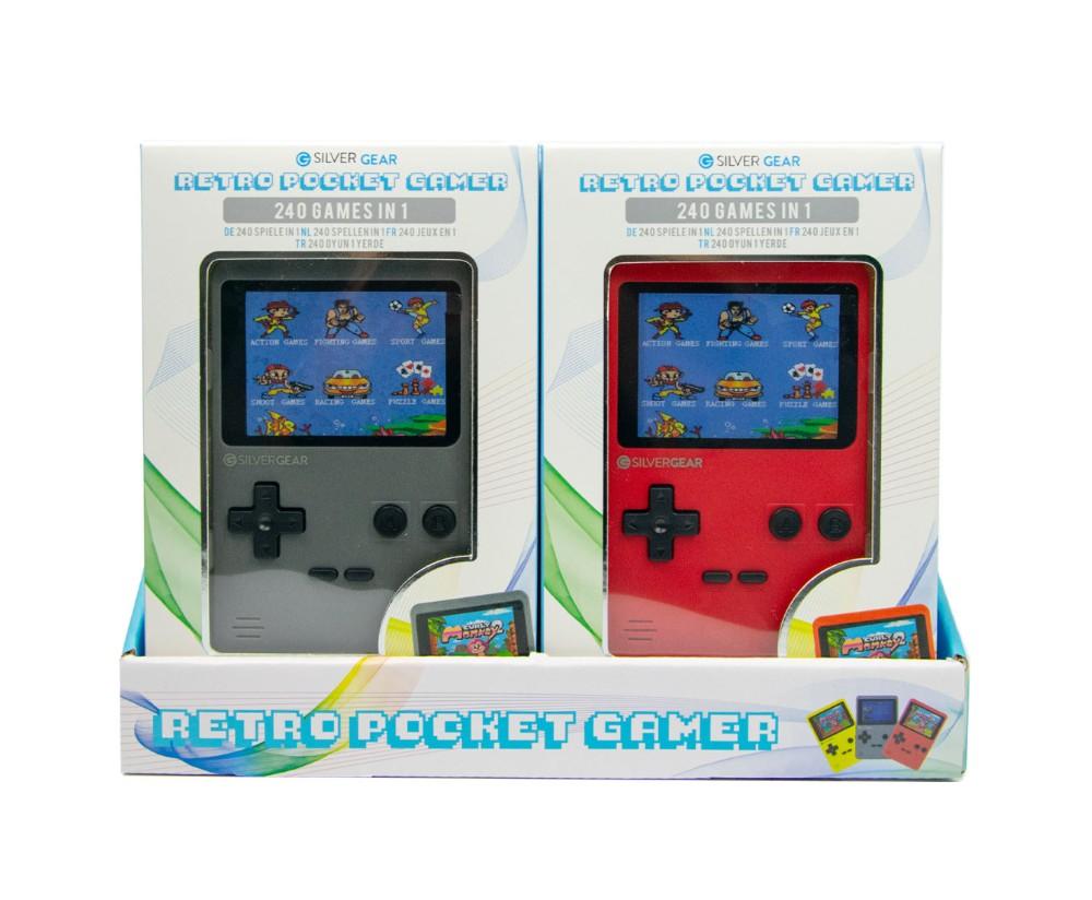 Retro pocket gamer
