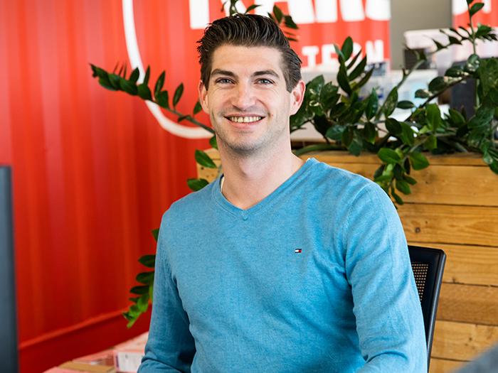 Lennart - accountmanager e-tail/retail
