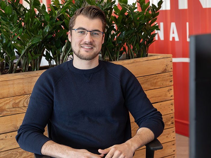 Martijn: Functional Application Manager